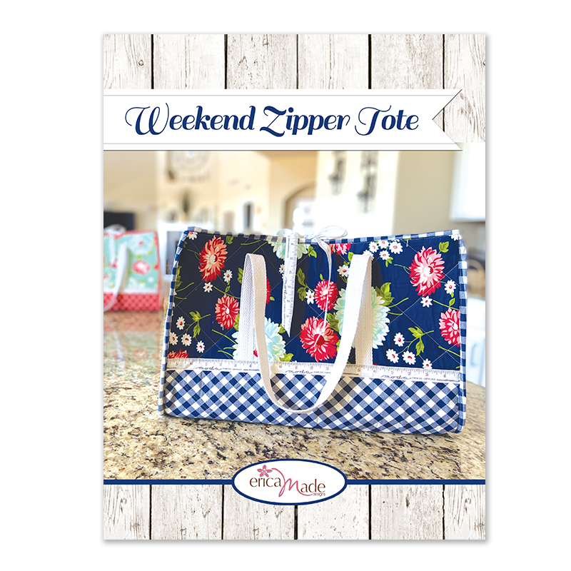 Quilty Weekend Tote PDF